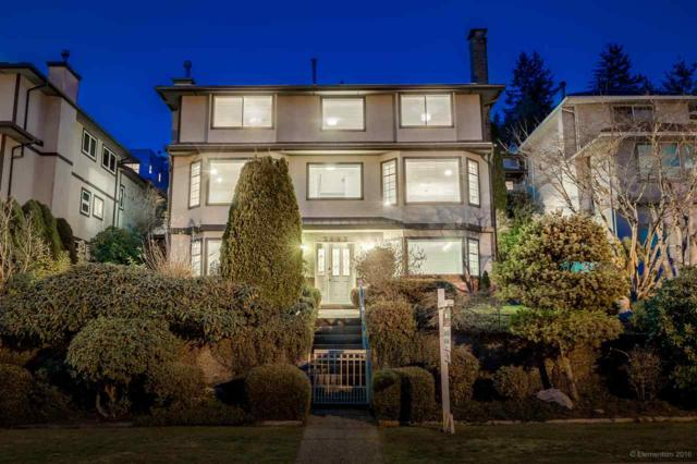 2663 Tempe Knoll Drive, North Vancouver, BC V7N 4K3 (#R2312116) :: West One Real Estate Team