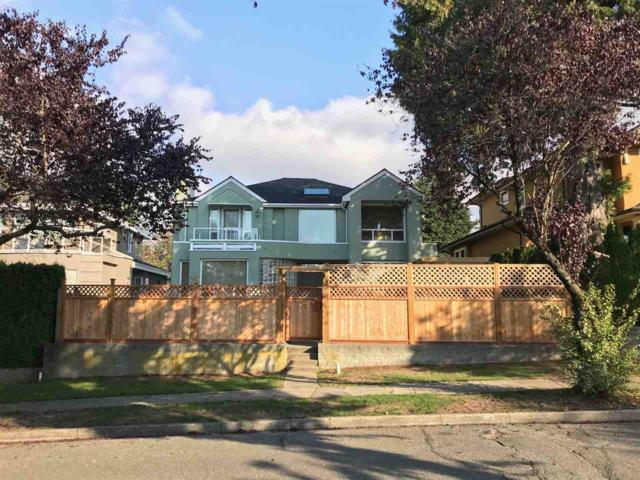 1523 W 59TH Avenue, Vancouver, BC V6P 1Z1 (#R2312430) :: TeamW Realty