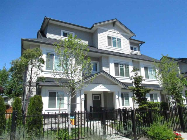 6711 Williams Road #13, Richmond, BC V7E 1K6 (#R2312610) :: TeamW Realty