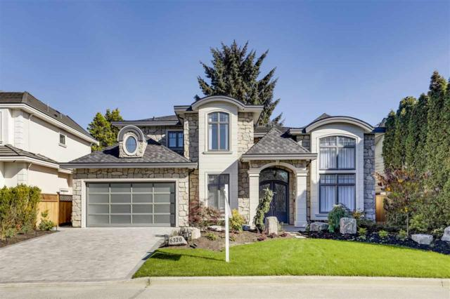 6320 Clematis Drive, Richmond, BC V7C 2J8 (#R2312743) :: TeamW Realty