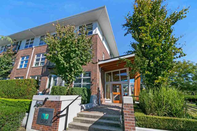 245 Brookes Street #208, New Westminster, BC V3M 0G5 (#R2312919) :: West One Real Estate Team
