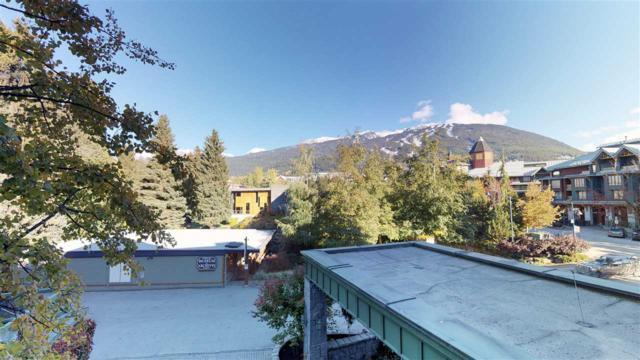 4319 Main Street #301, Whistler, BC V0N 1B4 (#R2313024) :: TeamW Realty