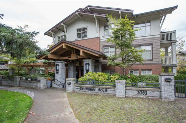 2083 W 33RD Avenue #113, Vancouver, BC V6M 4M6 (#R2313381) :: TeamW Realty