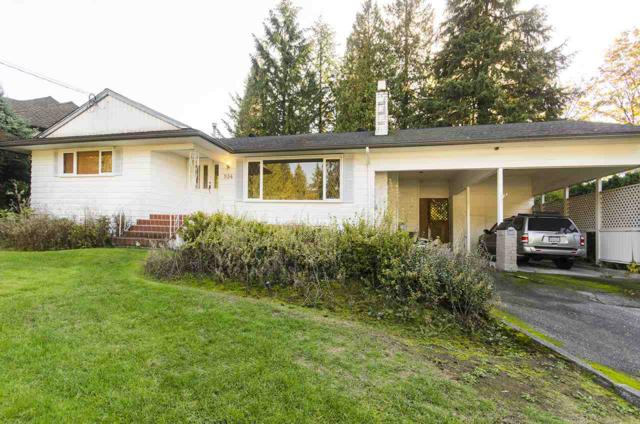 934 Selkirk Crescent, Coquitlam, BC V3J 6E5 (#R2313562) :: TeamW Realty