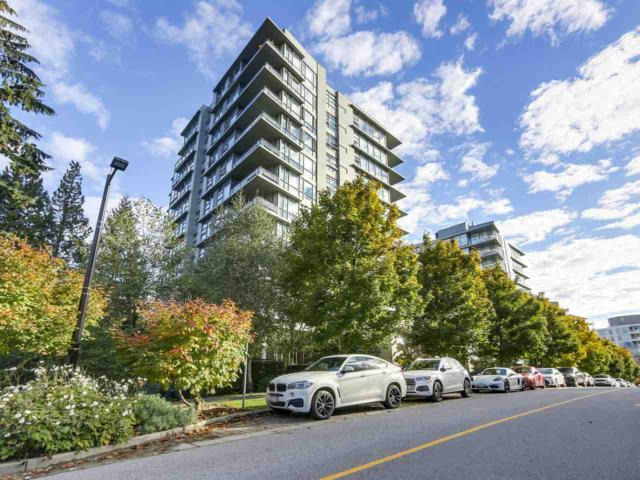 9188 University Crescent #1105, Burnaby, BC V5A 0A5 (#R2313985) :: TeamW Realty