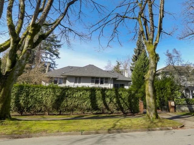 4625 Connaught Drive, Vancouver, BC V6J 4E3 (#R2314362) :: TeamW Realty