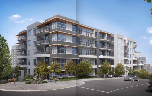 1002 Auckland Street #610, New Westminster, BC V3M 1K8 (#R2314364) :: Vancouver Real Estate