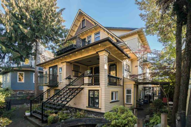 234 W 15TH Avenue, Vancouver, BC V5Y 1X9 (#R2314388) :: Vancouver Real Estate