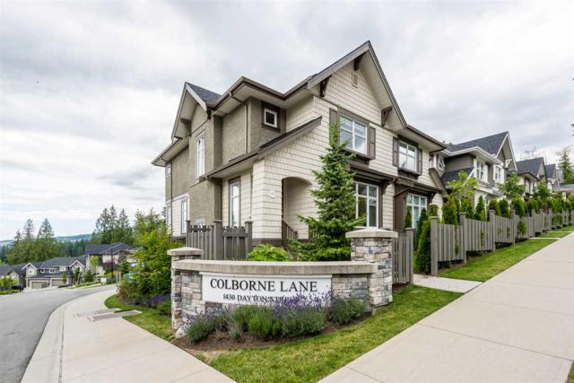 1430 Dayton Street #67, Coquitlam, BC V3E 0E7 (#R2314619) :: Vancouver Real Estate