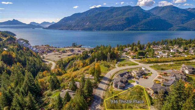 936 Thistle Place, Squamish, BC V0N 1J0 (#R2314650) :: West One Real Estate Team