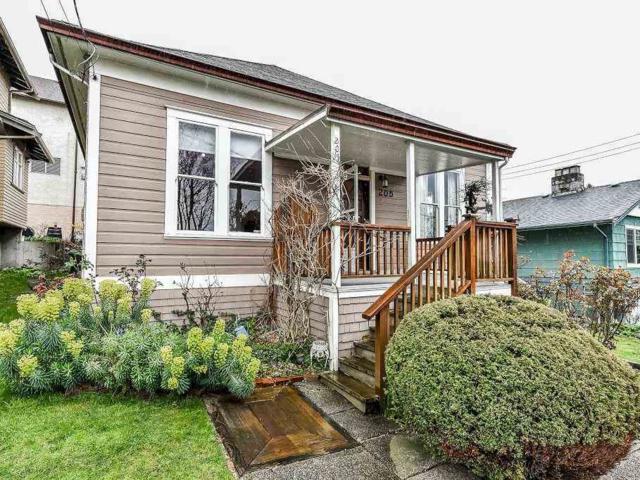 205 Ninth Street, New Westminster, BC V3M 3V2 (#R2314734) :: Vancouver Real Estate