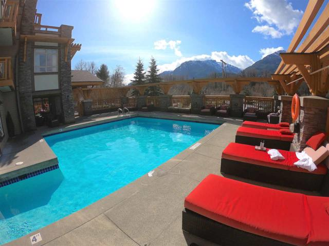 40900 Tantalus Road #412, Squamish, BC V8B 0R3 (#R2314782) :: West One Real Estate Team