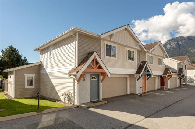 1821 Willow Crescent #58, Squamish, BC V8B 0L9 (#R2314839) :: TeamW Realty