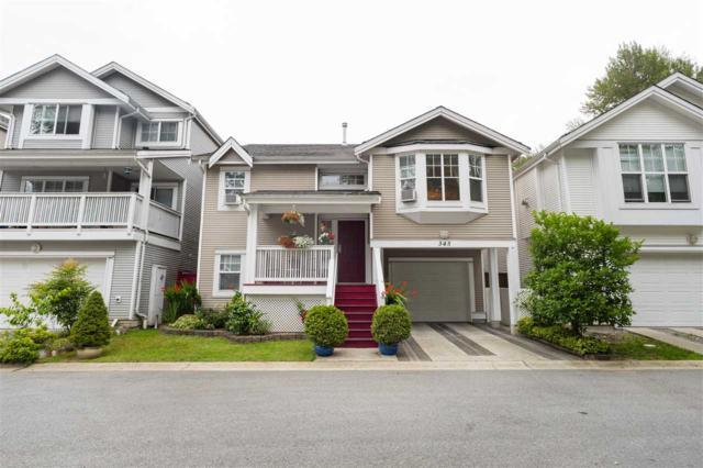 3000 Riverbend Drive #345, Coquitlam, BC V3C 6R1 (#R2314841) :: Vancouver Real Estate