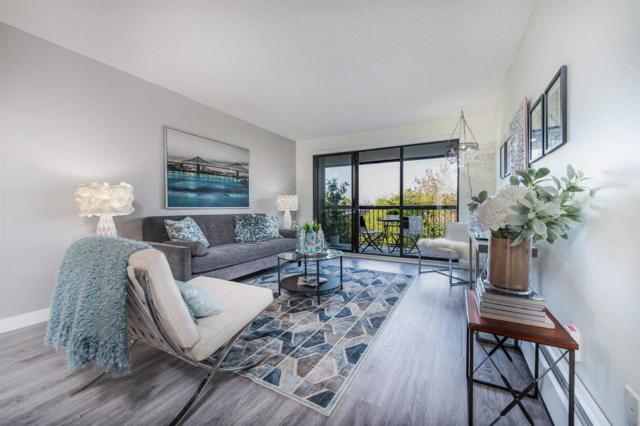 340 Ninth Street #205, New Westminster, BC V3M 3V6 (#R2314888) :: Vancouver Real Estate