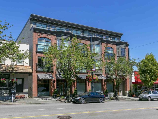 4463 W 10TH Avenue #202, Vancouver, BC V6R 2H8 (#R2314990) :: TeamW Realty