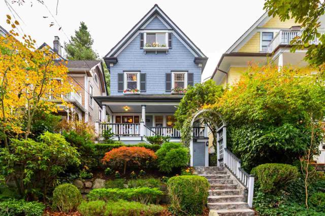 170 W 10TH Avenue, Vancouver, BC V5Y 1R8 (#R2315015) :: Vancouver Real Estate