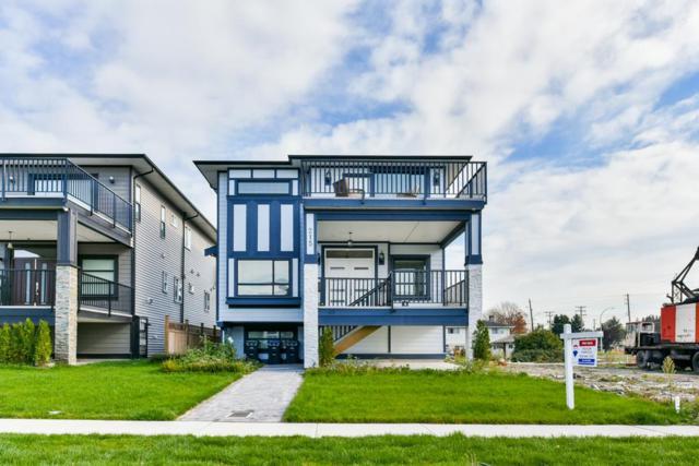 215 Hampton Street, New Westminster, BC V3M 0K2 (#R2315058) :: West One Real Estate Team