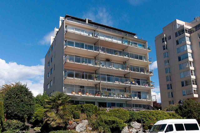 1845 Bellevue Avenue #202, West Vancouver, BC V7V 1B2 (#R2315320) :: West One Real Estate Team