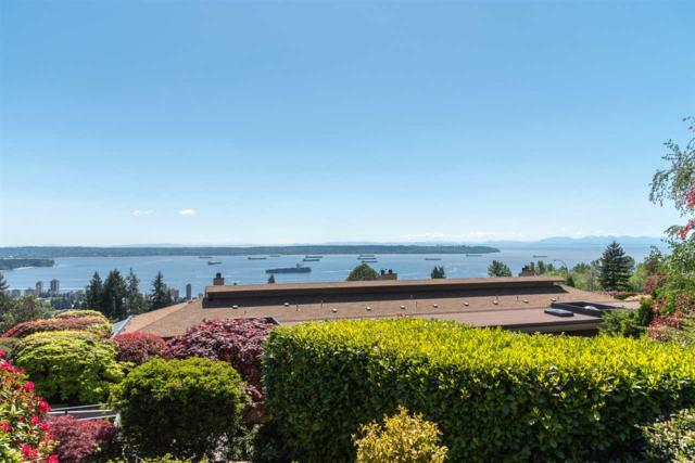 2214 Folkestone Way #18, West Vancouver, BC V7S 2X7 (#R2315361) :: West One Real Estate Team