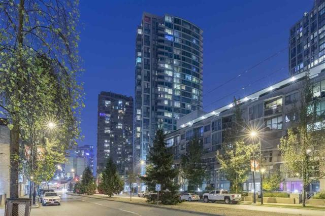 1008 Cambie Street #2906, Vancouver, BC V6B 6J7 (#R2315445) :: West One Real Estate Team