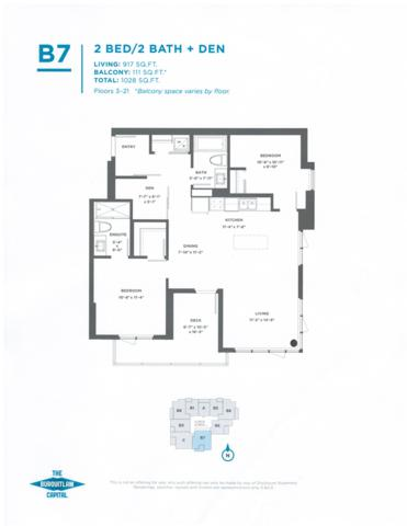 509 Clarke Road #1701, Coquitlam, BC V3J 3X3 (#R2315473) :: West One Real Estate Team