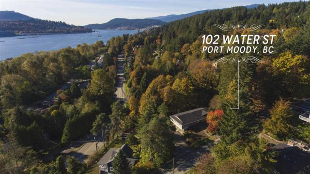 102 Water Street, Port Moody, BC V3H 2Z2 (#R2315475) :: Vancouver Real Estate