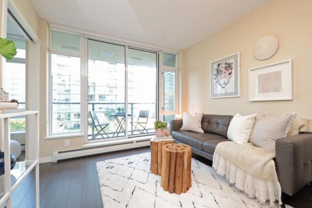 138 W 1ST Avenue #606, Vancouver, BC V5Y 0H5 (#R2315480) :: West One Real Estate Team