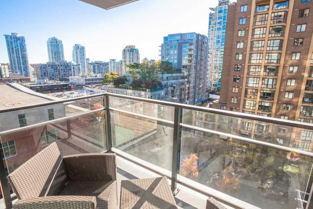 1088 Richards Street #902, Vancouver, BC V6B 8R3 (#R2315484) :: West One Real Estate Team