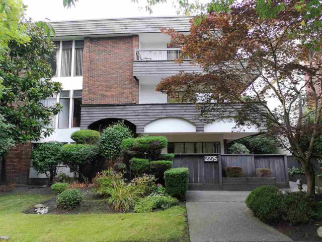 2275 W 40TH Avenue #201, Vancouver, BC V6M 1W7 (#R2315491) :: Vancouver Real Estate