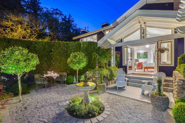 6495 Argyle Avenue, West Vancouver, BC V7W 2E8 (#R2315562) :: Vancouver House Finders