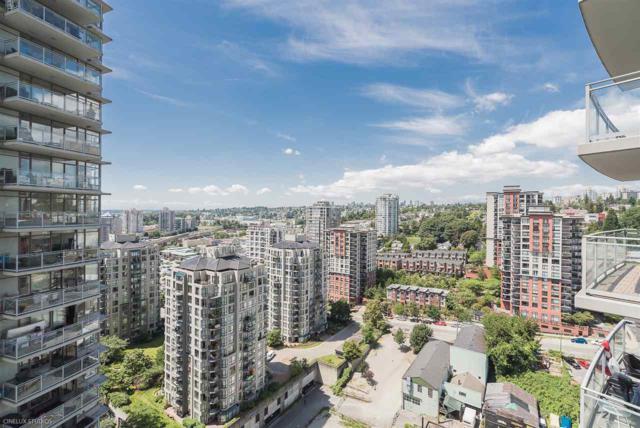 888 Carnarvon Street #2609, New Westminster, BC V3M 0C6 (#R2315618) :: Vancouver House Finders