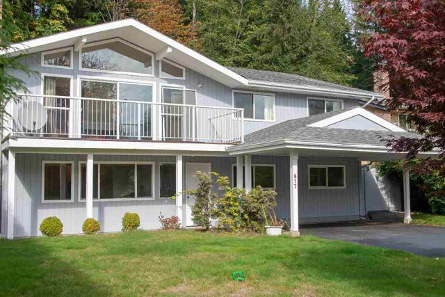 817 Heritage Boulevard, North Vancouver, BC V7J 3G6 (#R2315620) :: West One Real Estate Team