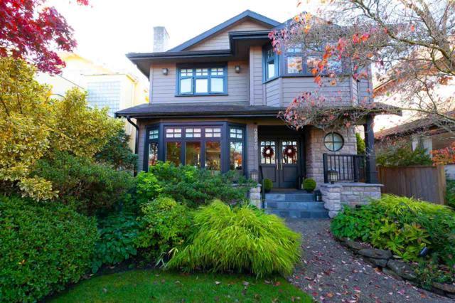 2850 W 32ND Avenue, Vancouver, BC V6L 2B6 (#R2315665) :: TeamW Realty