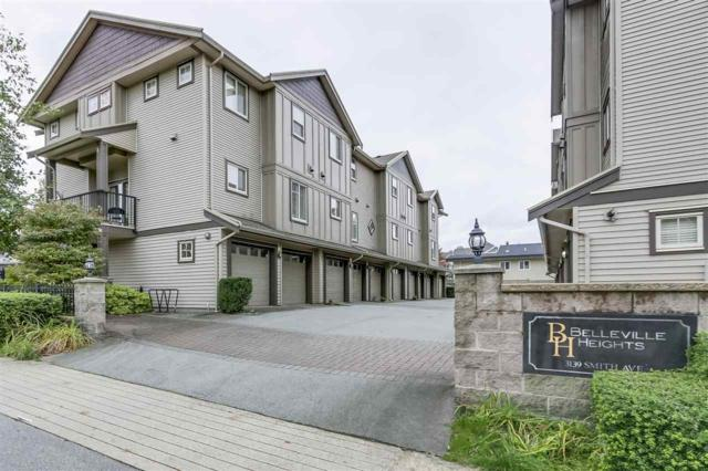 3139 Smith Avenue #8, Burnaby, BC V5G 2S8 (#R2315697) :: Vancouver Real Estate