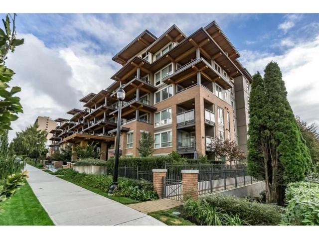 500 Royal Avenue #211, New Westminster, BC V3L 0G5 (#R2315703) :: Vancouver House Finders