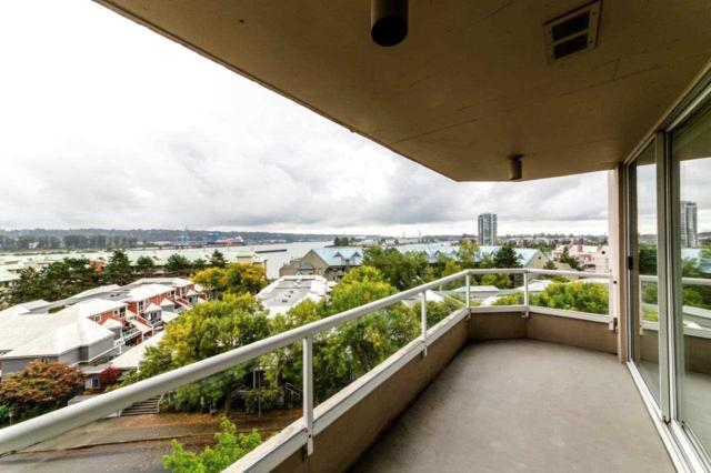 1065 Quayside Drive #703, New Westminster, BC V3M 1C5 (#R2315749) :: Vancouver House Finders