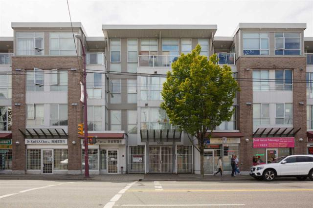 5555 Victoria Drive #201, Vancouver, BC V5P 4Y3 (#R2315755) :: TeamW Realty
