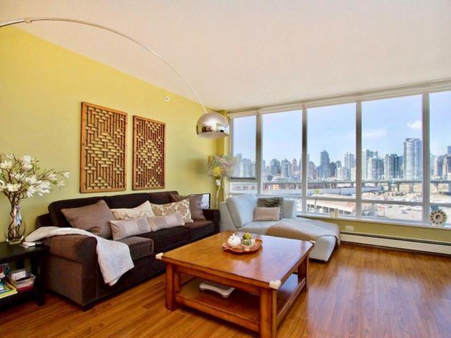 1833 Crowe Street #803, Vancouver, BC V5Y 0A2 (#R2315833) :: Vancouver Real Estate