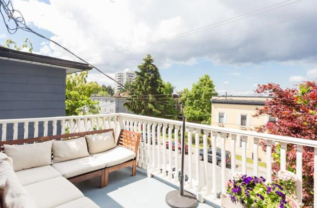 608 Salsbury Drive B, Vancouver, BC V5L 3Z9 (#R2315872) :: Vancouver House Finders