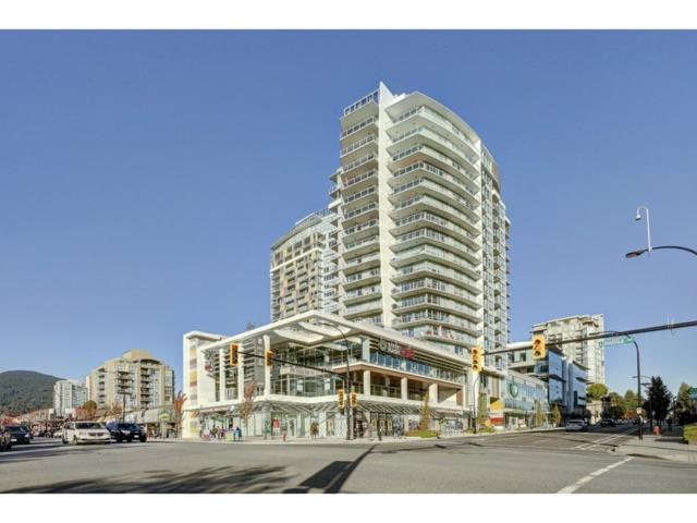 112 E 13TH Street #503, North Vancouver, BC V7L 0E4 (#R2315976) :: TeamW Realty