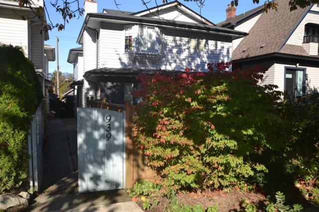939 E 11TH Avenue, Vancouver, BC V5T 2E8 (#R2316093) :: TeamW Realty