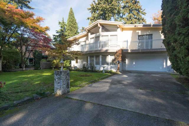 3549 W 50TH Avenue, Vancouver, BC V6N 3V3 (#R2316100) :: TeamW Realty