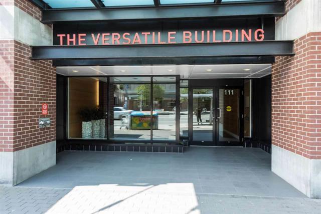 111 E 3RD Street #209, North Vancouver, BC V7L 0C6 (#R2316223) :: TeamW Realty