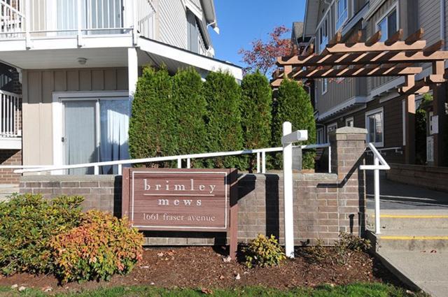1661 Fraser Avenue #610, Port Coquitlam, BC V3B 0B6 (#R2316412) :: TeamW Realty