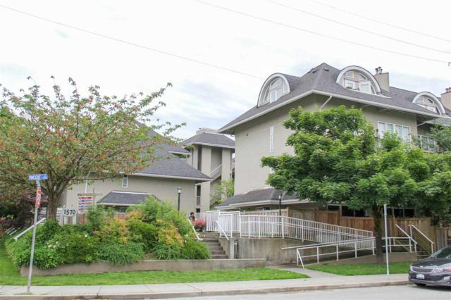 1570 Prairie Avenue #116, Port Coquitlam, BC V3B 1T4 (#R2316513) :: TeamW Realty