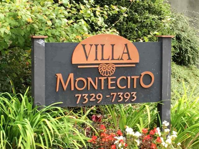 7329 Montecito Drive #8, Burnaby, BC V5A 1R3 (#R2316530) :: West One Real Estate Team