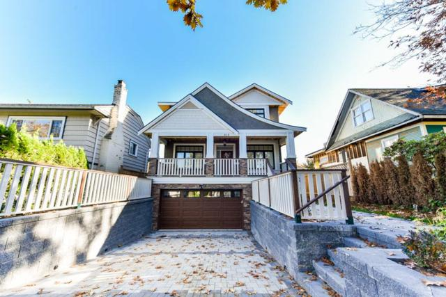414 Seventh Avenue, New Westminster, BC V3L 1W7 (#R2316576) :: Vancouver Real Estate