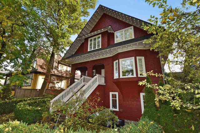 348 W 12TH Avenue, Vancouver, BC V5Y 1V2 (#R2316742) :: Vancouver Real Estate