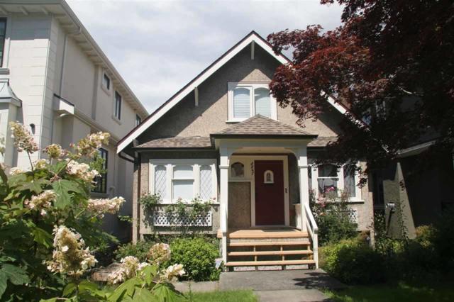 3947 W 18TH Avenue, Vancouver, BC V6S 1B6 (#R2316771) :: Vancouver Real Estate